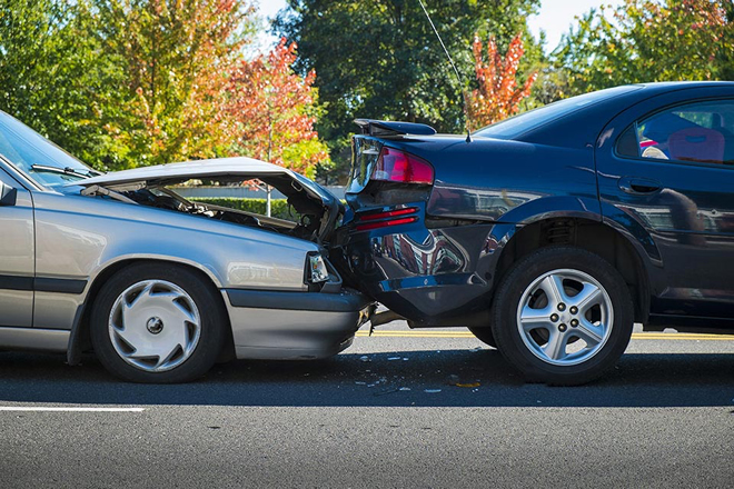 Abogados de Accidentes de auto en California